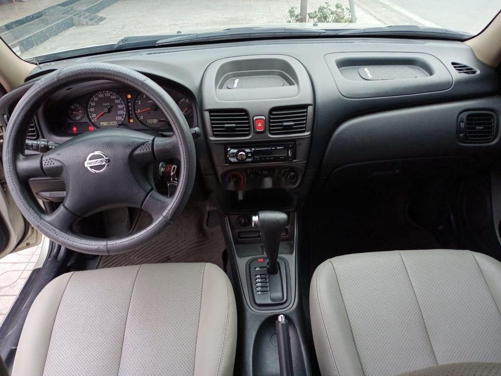 Cần bán xe Nissan Sentra năm 2009, màu vàng, nhập khẩu  (8)