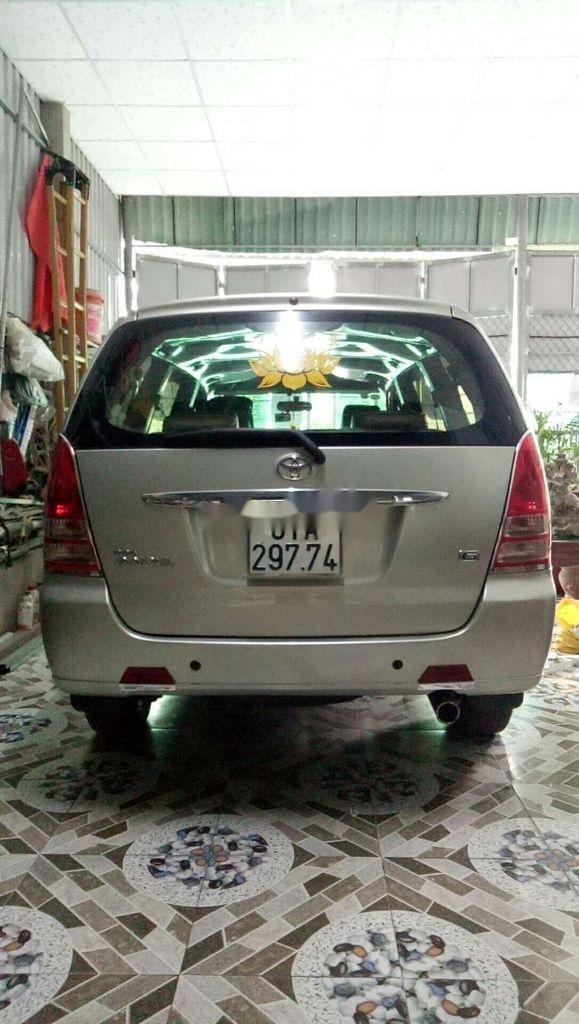 Bán Toyota Innova năm 2006, màu bạc (2)