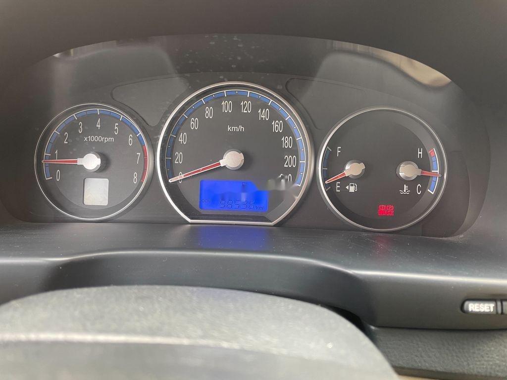 Bán ô tô Hyundai Santa Fe năm sản xuất 2008, xe nhập còn mới (12)