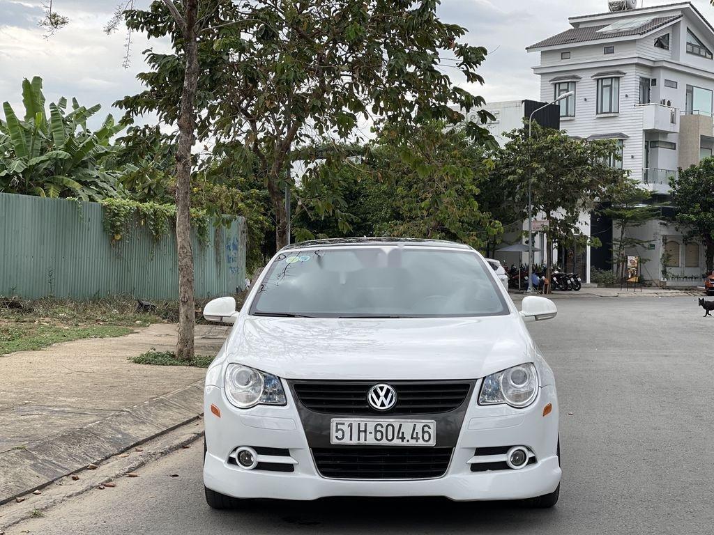Bán Volkswagen Eos sản xuất 2007, xe nhập còn mới, 620 triệu (6)