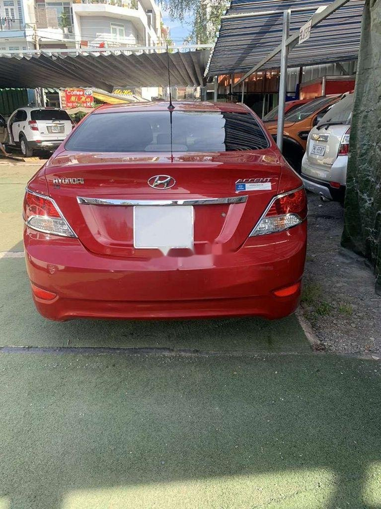 Bán Hyundai Accent năm sản xuất 2012, nhập khẩu (2)