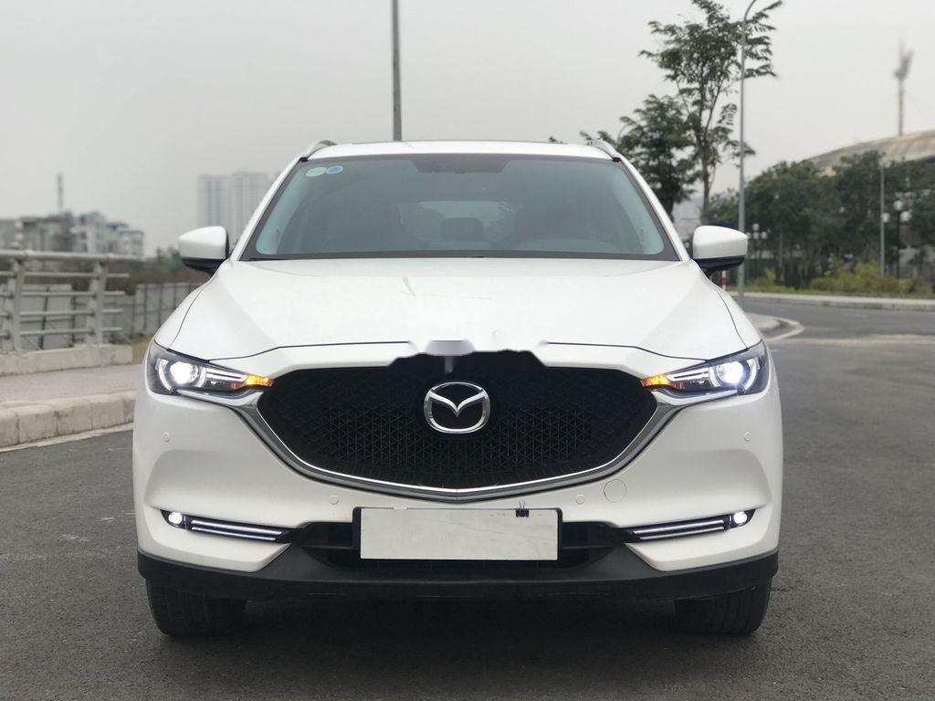 Xe Mazda CX 5 đời 2019, màu trắng (2)