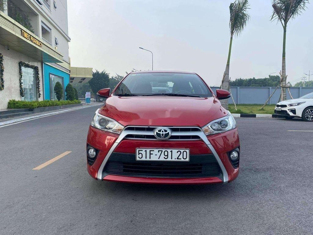 Bán xe Toyota Yaris 1.3G sản xuất năm 2016, nhập khẩu giá cạnh tranh (1)
