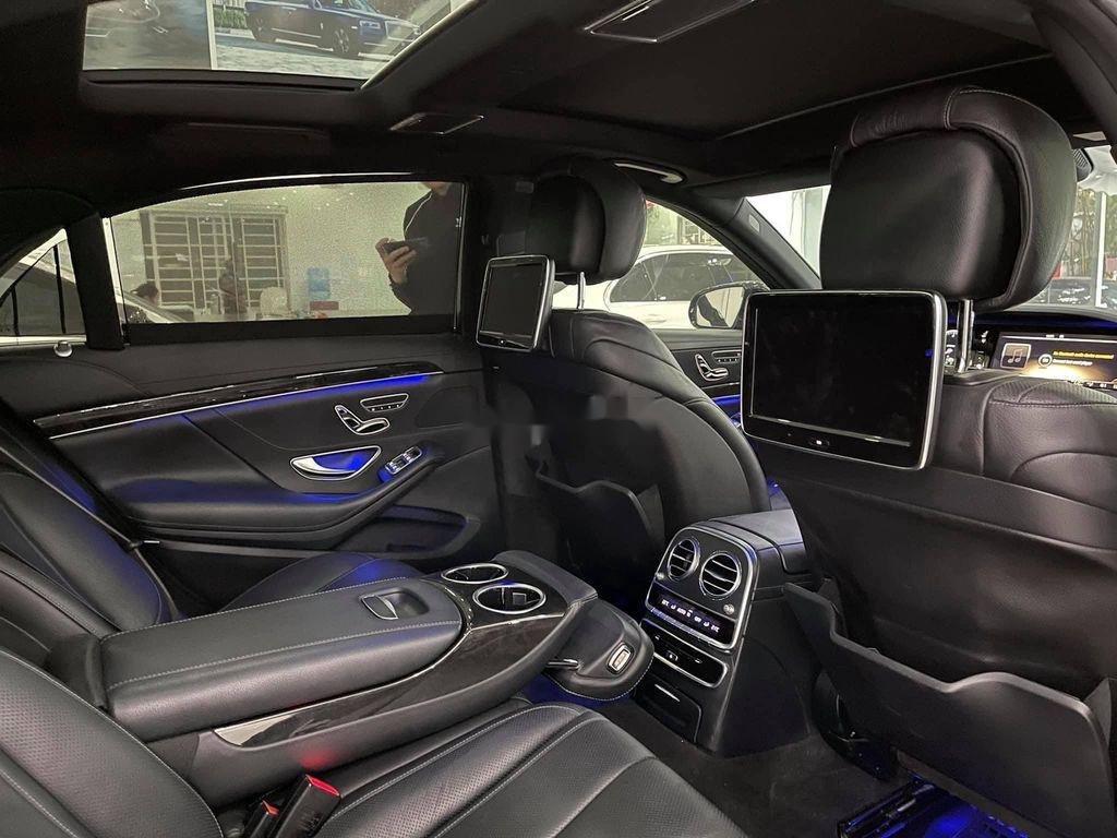 Bán xe Mercedes S400 đời 2014, màu đen, nhập khẩu  (6)