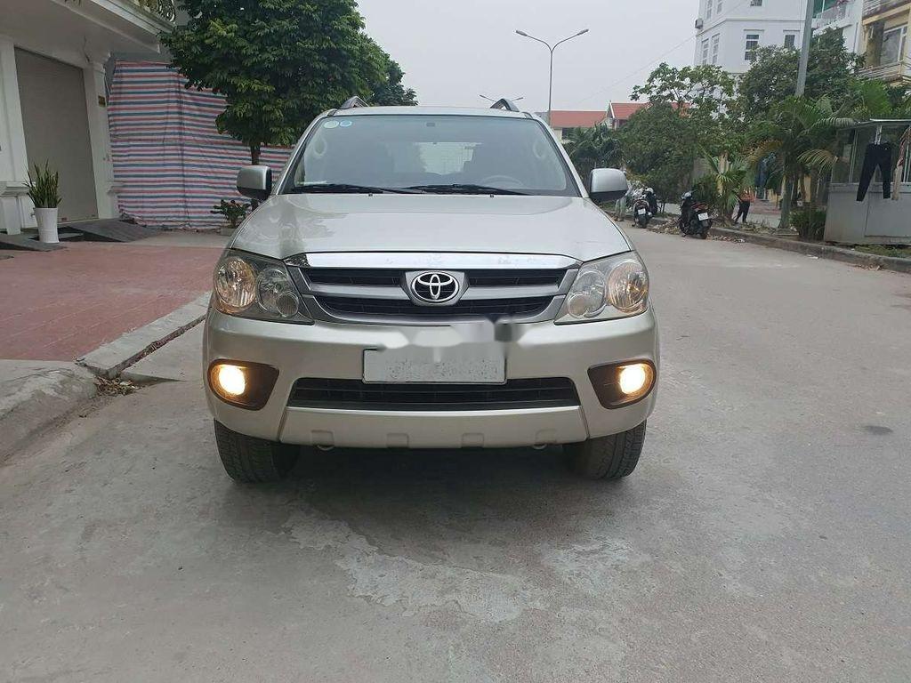 Cần bán lại xe Toyota Fortuner sản xuất 2007, nhập khẩu còn mới (11)