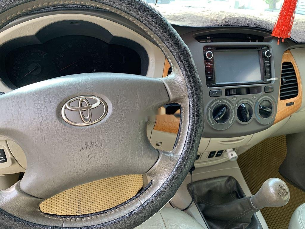 Cần bán lại xe Toyota Innova sản xuất năm 2009 còn mới, giá chỉ 305 triệu (8)