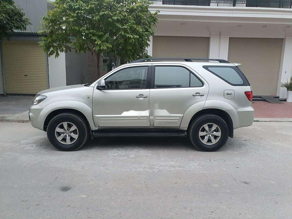 Cần bán lại xe Toyota Fortuner sản xuất 2007, nhập khẩu còn mới (8)