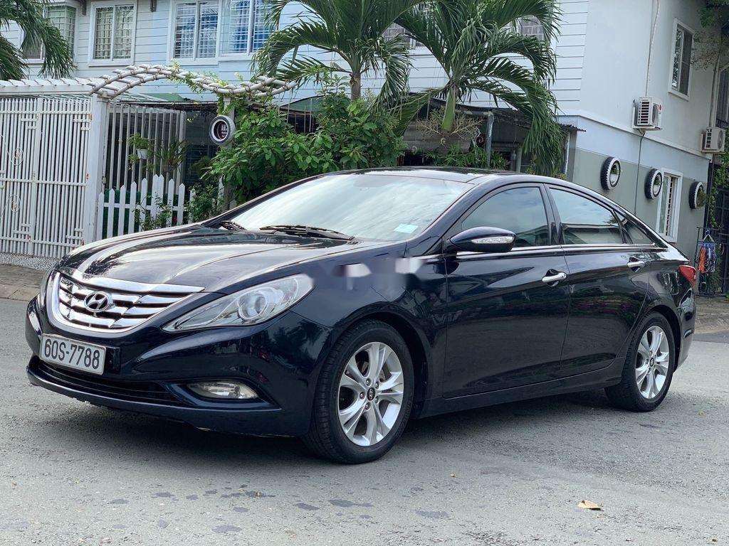Cần bán Hyundai Sonata sản xuất 2010, xe nhập còn mới (2)