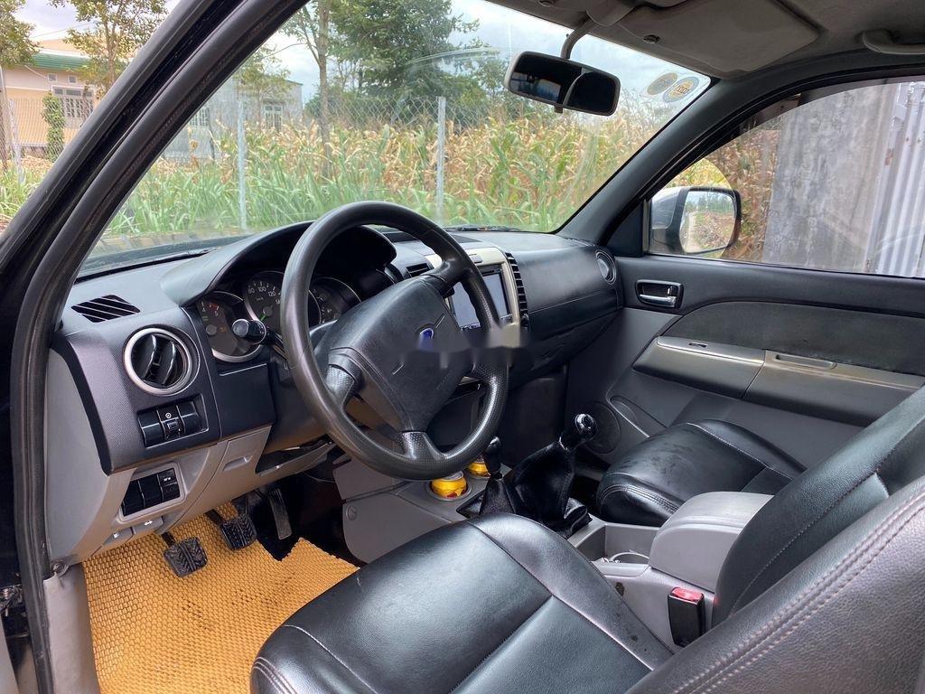 Cần bán gấp Ford Ranger năm 2008, màu đen  (9)
