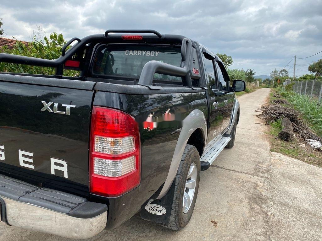 Cần bán gấp Ford Ranger năm 2008, màu đen  (5)
