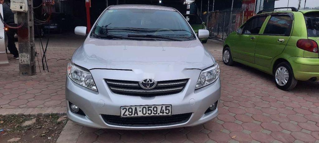 Cần bán Toyota Corolla Altis sản xuất 2008, xe nhập còn mới (1)
