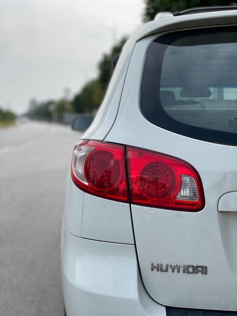 Bán ô tô Hyundai Santa Fe năm sản xuất 2008, xe nhập còn mới (6)