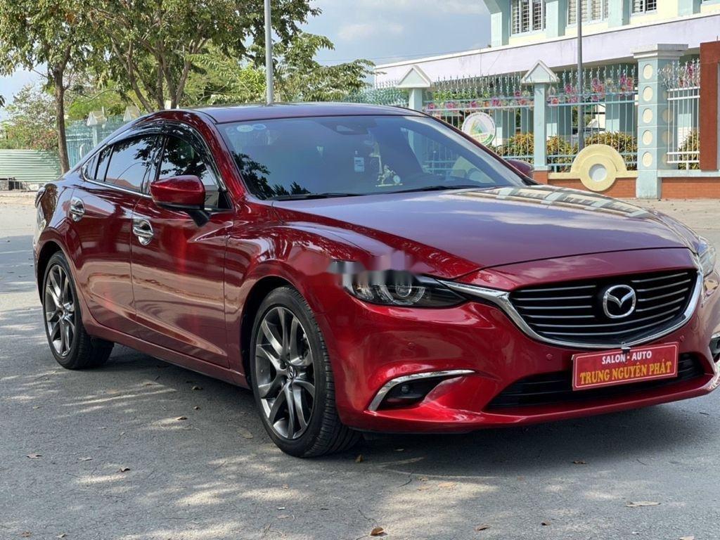 Bán ô tô Mazda 6 đời 2019, màu đỏ (3)