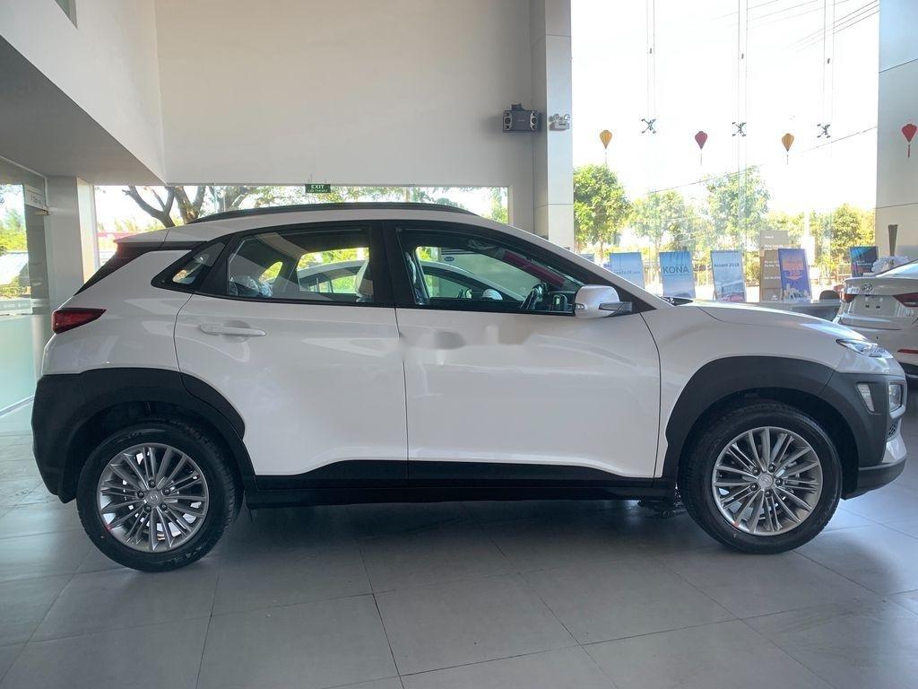 Bán ô tô Hyundai Kona năm sản xuất 2020, màu trắng, 624tr (2)