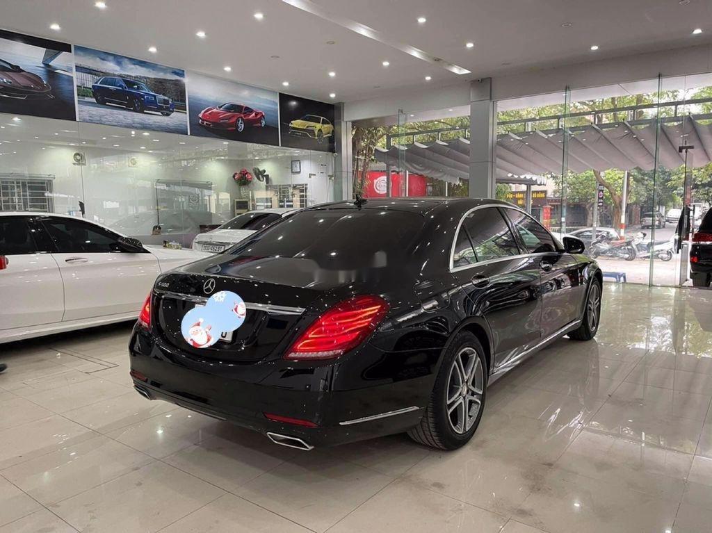Bán xe Mercedes S400 đời 2014, màu đen, nhập khẩu  (3)