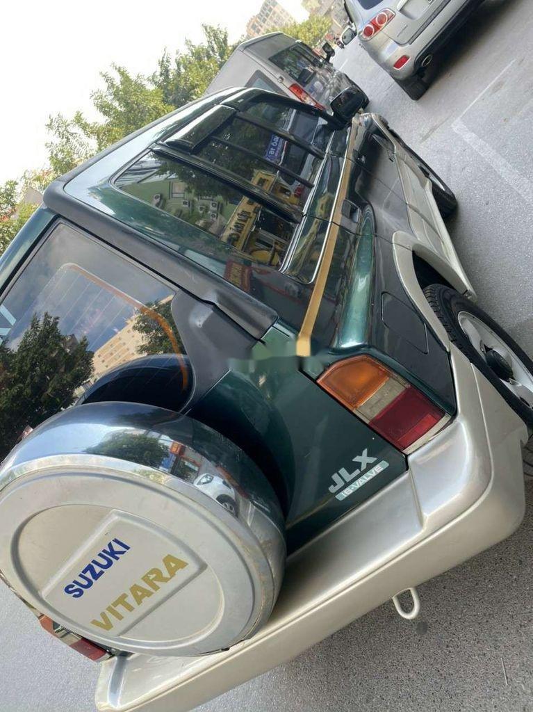 Bán Suzuki Vitara sản xuất năm 2003, xe nhập chính chủ (4)