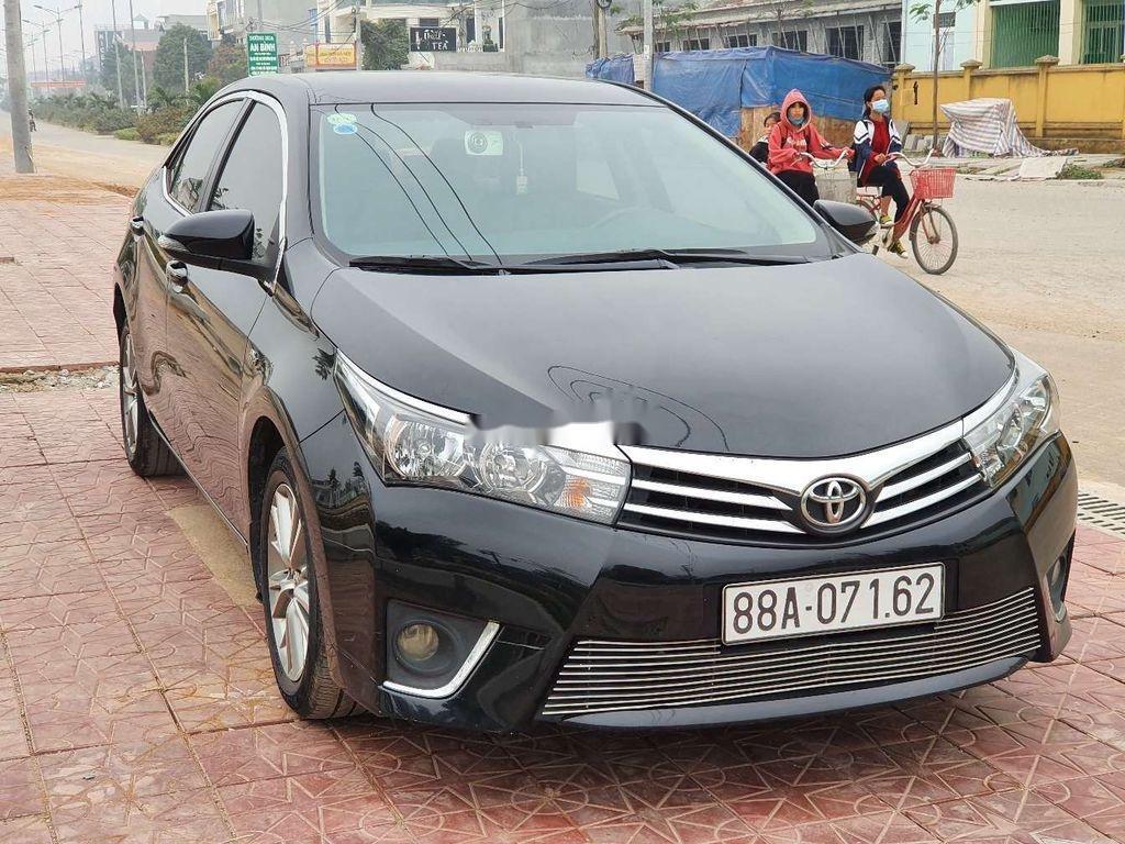 Cần bán gấp Toyota Corolla Altis năm 2014, giá mềm (1)