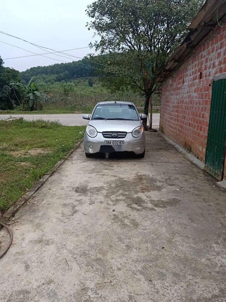 Cần bán xe Kia Morning sản xuất năm 2012, xe chính chủ giá mềm (2)
