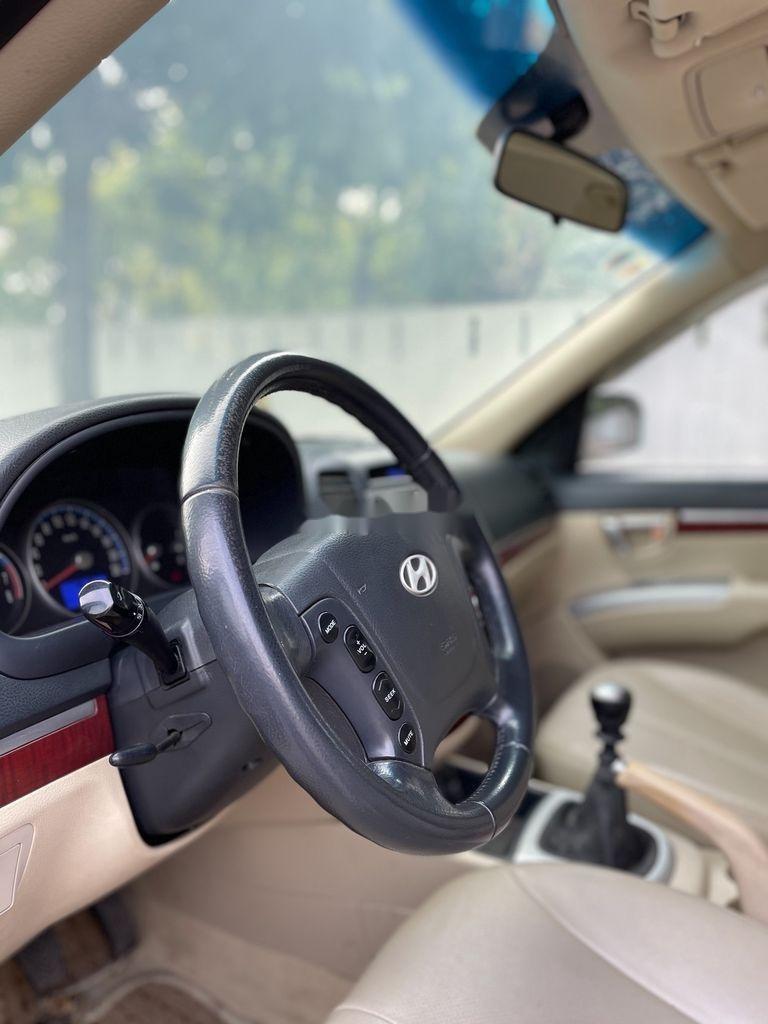 Bán ô tô Hyundai Santa Fe năm sản xuất 2008, xe nhập còn mới (11)