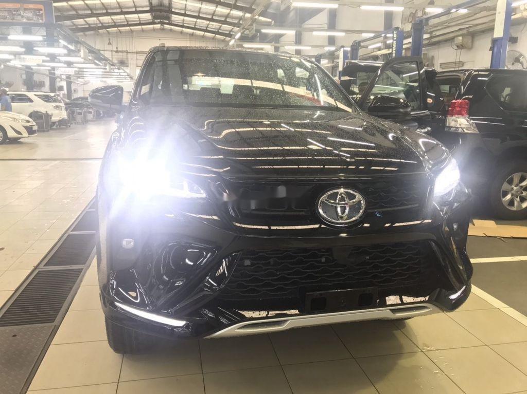 Bán Toyota Fortuner đời 2021, màu đen (4)