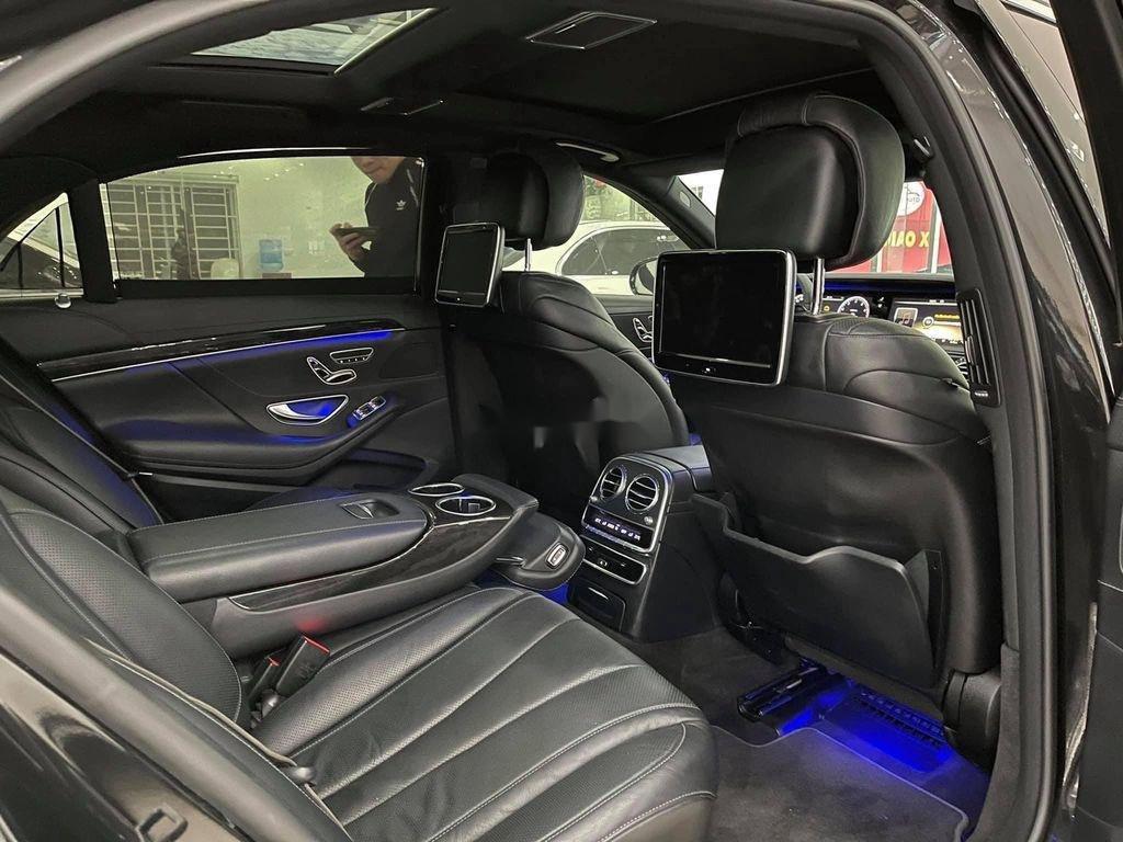 Bán xe Mercedes S400 đời 2014, màu đen, nhập khẩu  (7)