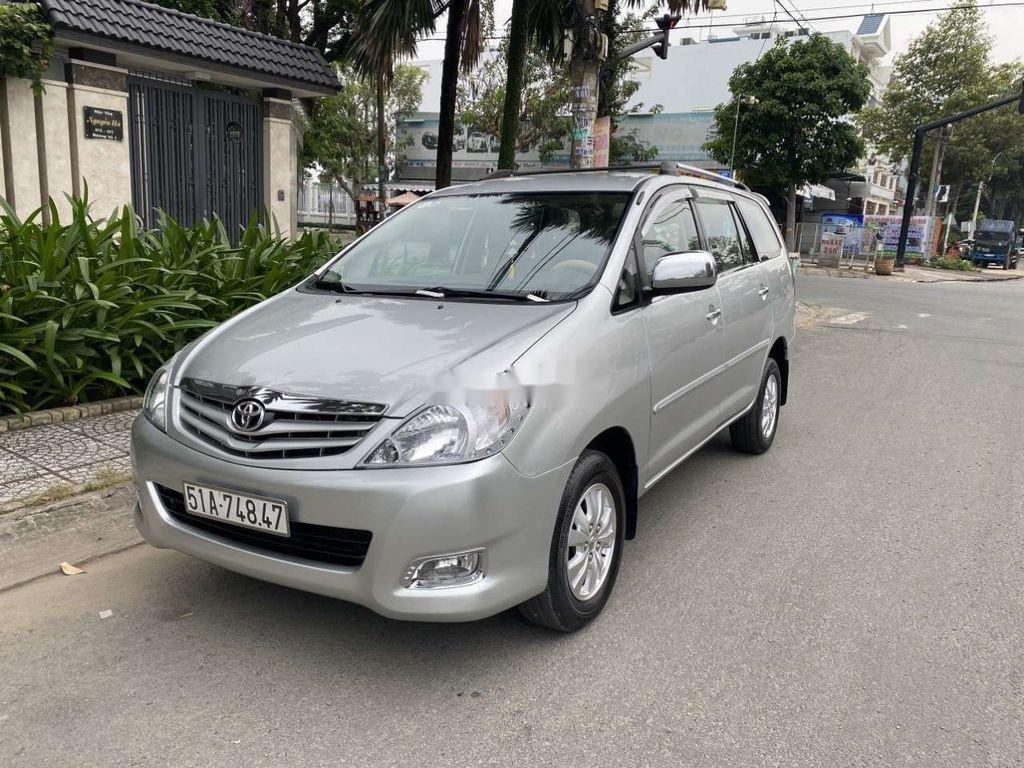 Bán Toyota Innova năm 2010, xe nhập còn mới (1)