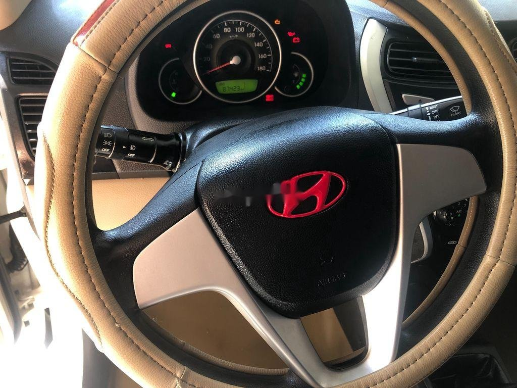 Cần bán xe Hyundai Eon sản xuất năm 2011, màu trắng (12)