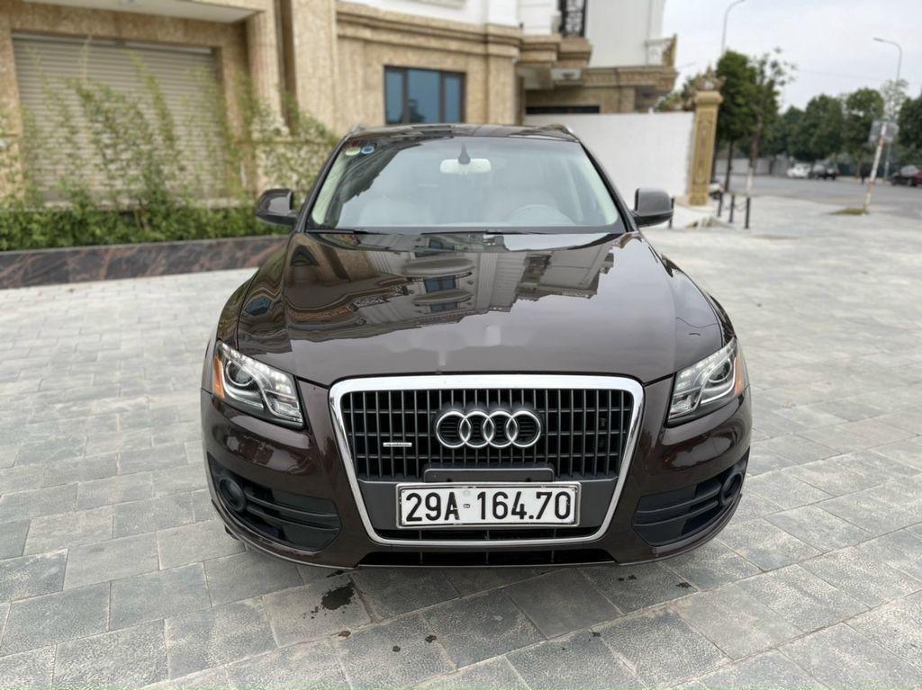 Bán xe Audi Q5 sản xuất 2010 còn mới, 630 triệu (1)