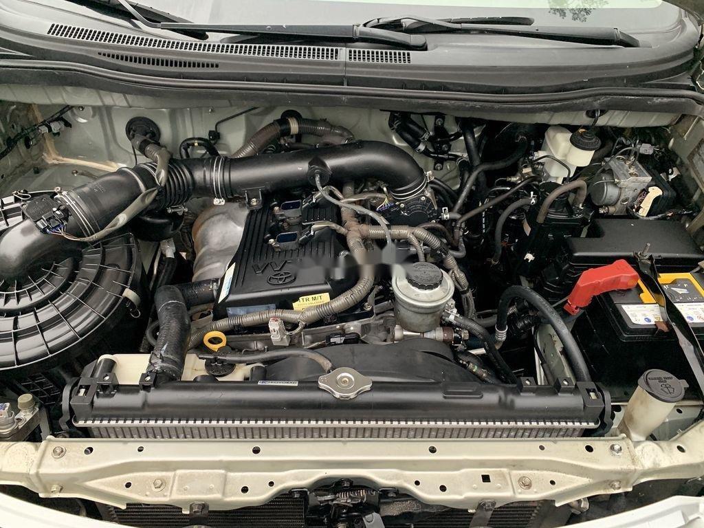 Bán ô tô Toyota Innova năm sản xuất 2008, màu bạc  (10)