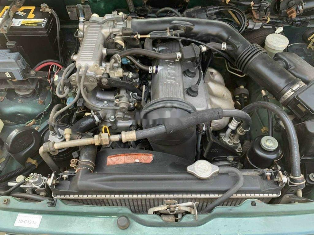 Bán Suzuki Vitara sản xuất năm 2003, xe nhập chính chủ (5)