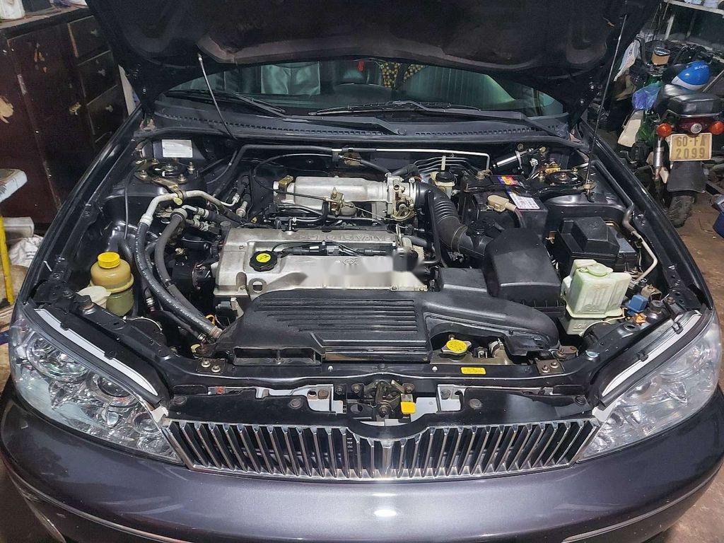 Cần bán xe Ford Laser sản xuất 2002 còn mới, giá 175tr (9)