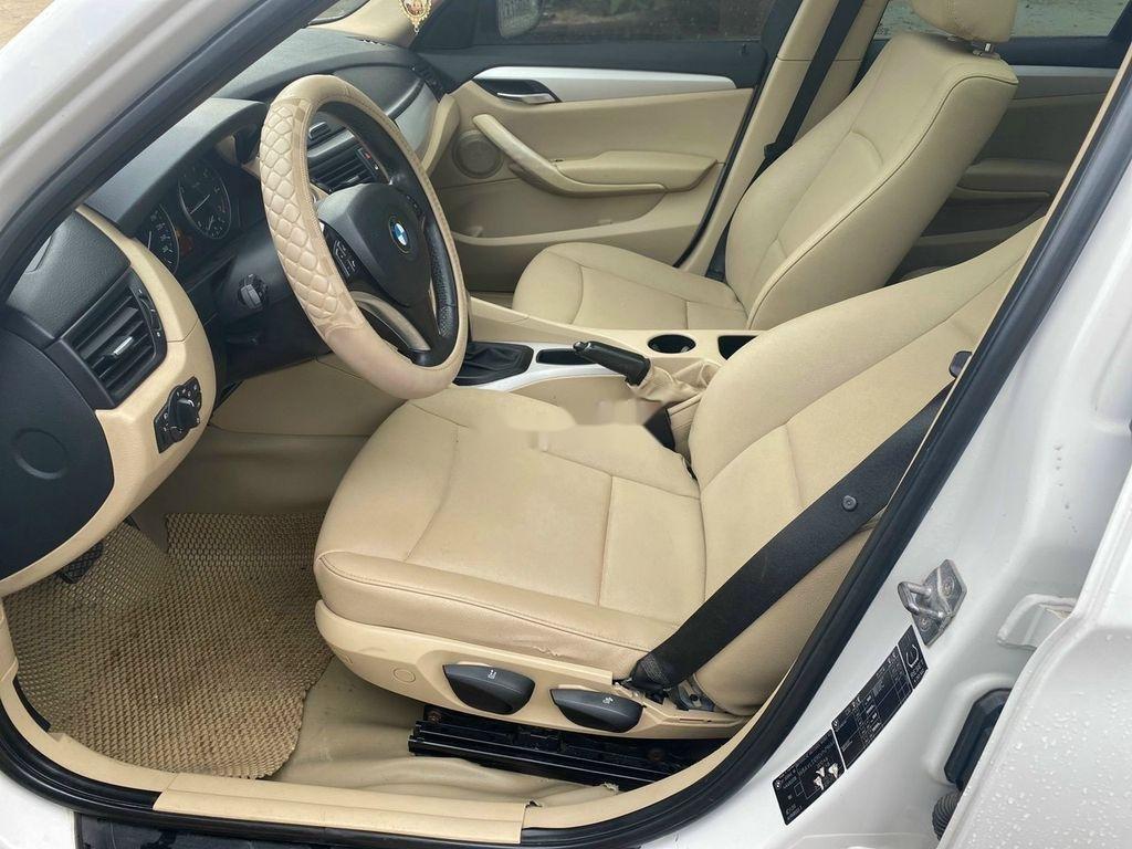 Bán BMW X1 2010, màu trắng, nhập khẩu còn mới (8)