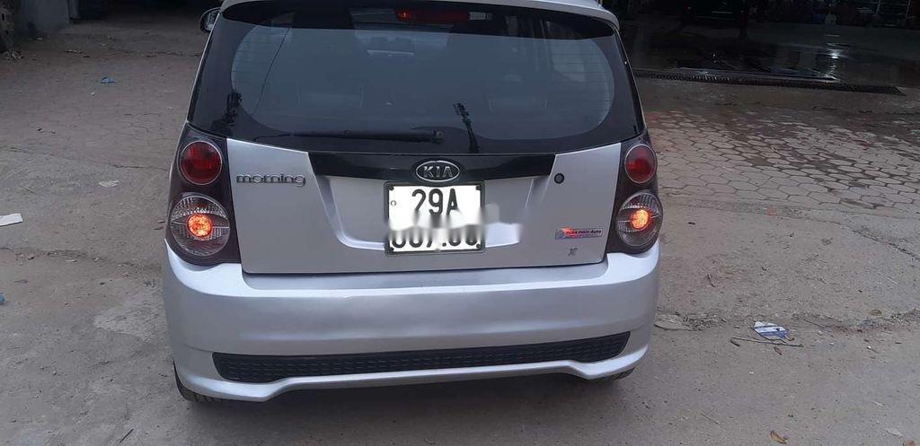 Bán ô tô Kia Morning đời 2011, màu bạc ít sử dụng (1)