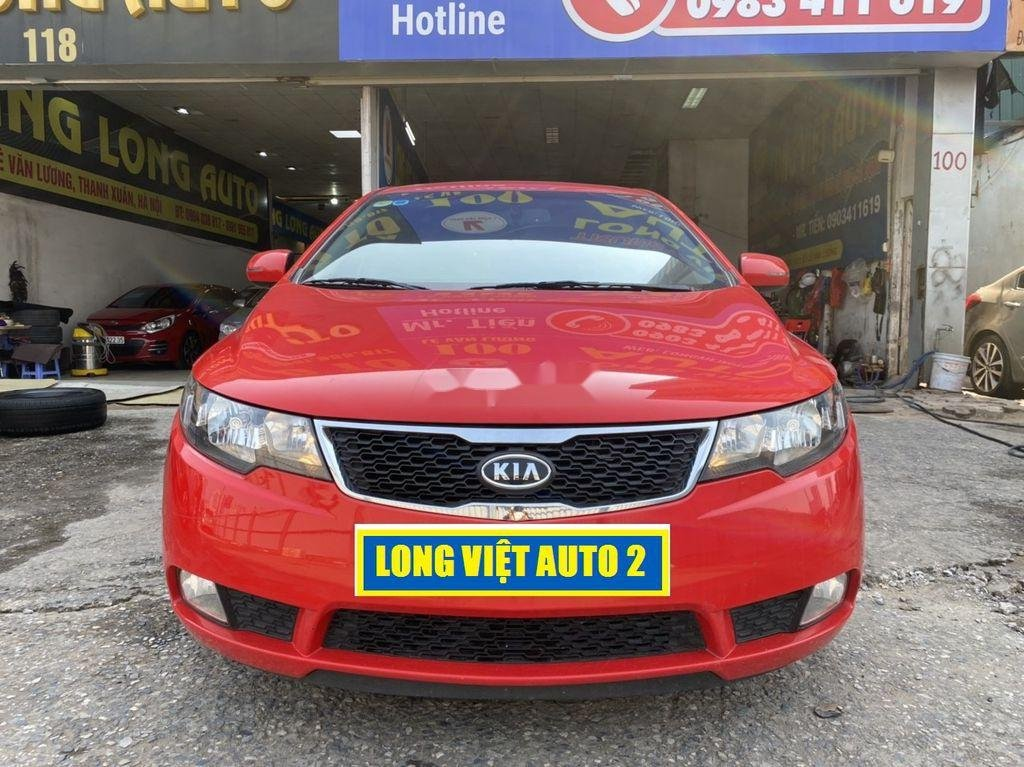 Cần bán lại xe Kia Cerato năm 2013, nhập khẩu còn mới (1)