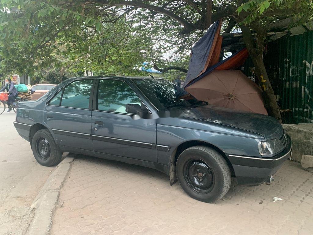 Bán Peugeot 309 năm 1994, xe nhập còn mới, giá 62tr (3)