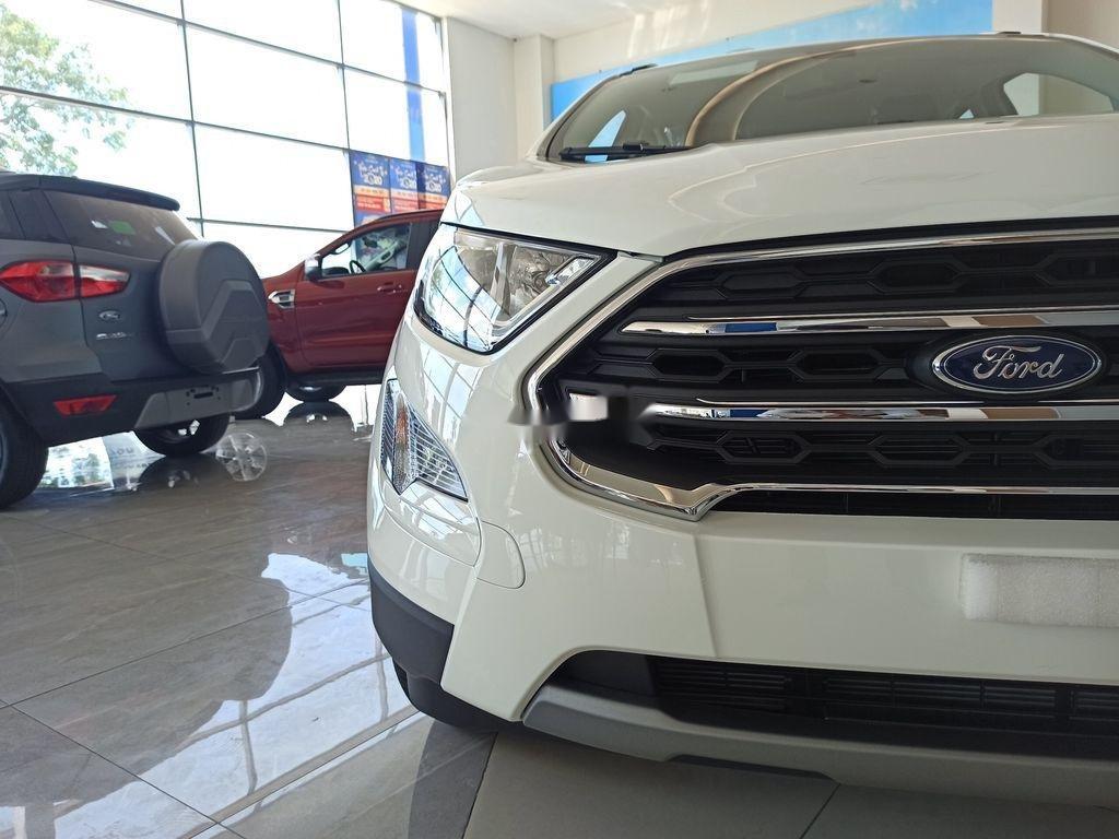 Bán xe Ford EcoSport đời 2021, màu trắng (3)