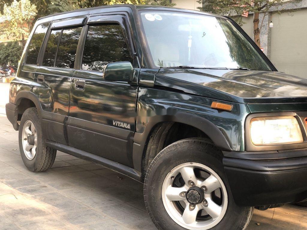 Cần bán lại xe Suzuki Vitara 2005, màu đen, nhập khẩu  (1)