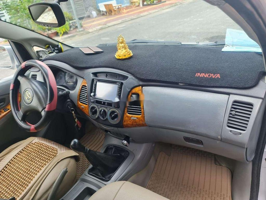 Cần bán gấp Toyota Innova năm sản xuất 2007, nhập khẩu nguyên chiếc (5)