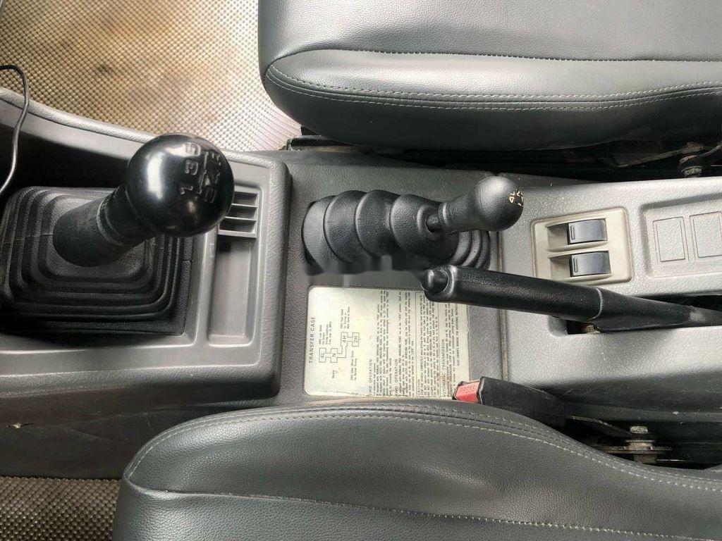 Bán Suzuki Vitara năm sản xuất 2003, nhập khẩu nguyên chiếc còn mới (4)