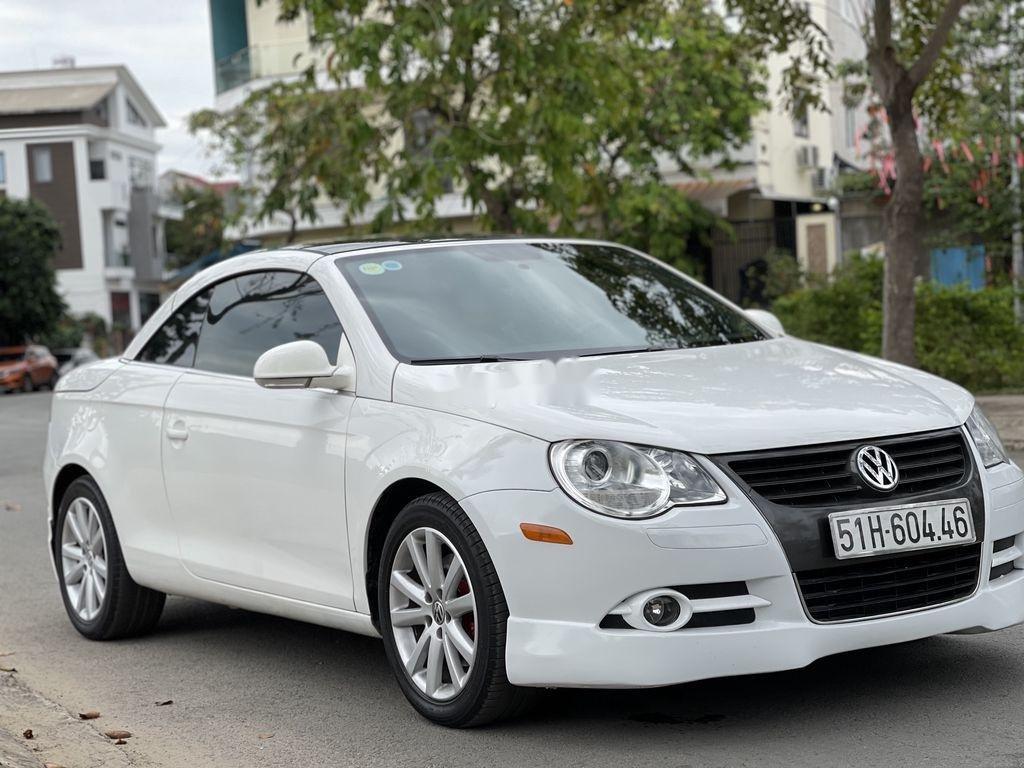 Bán Volkswagen Eos sản xuất 2007, xe nhập còn mới, 620 triệu (10)
