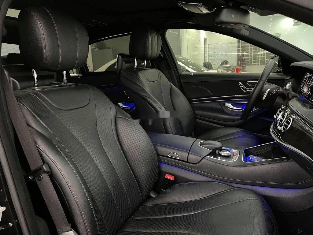 Bán xe Mercedes S400 đời 2014, màu đen, nhập khẩu  (10)