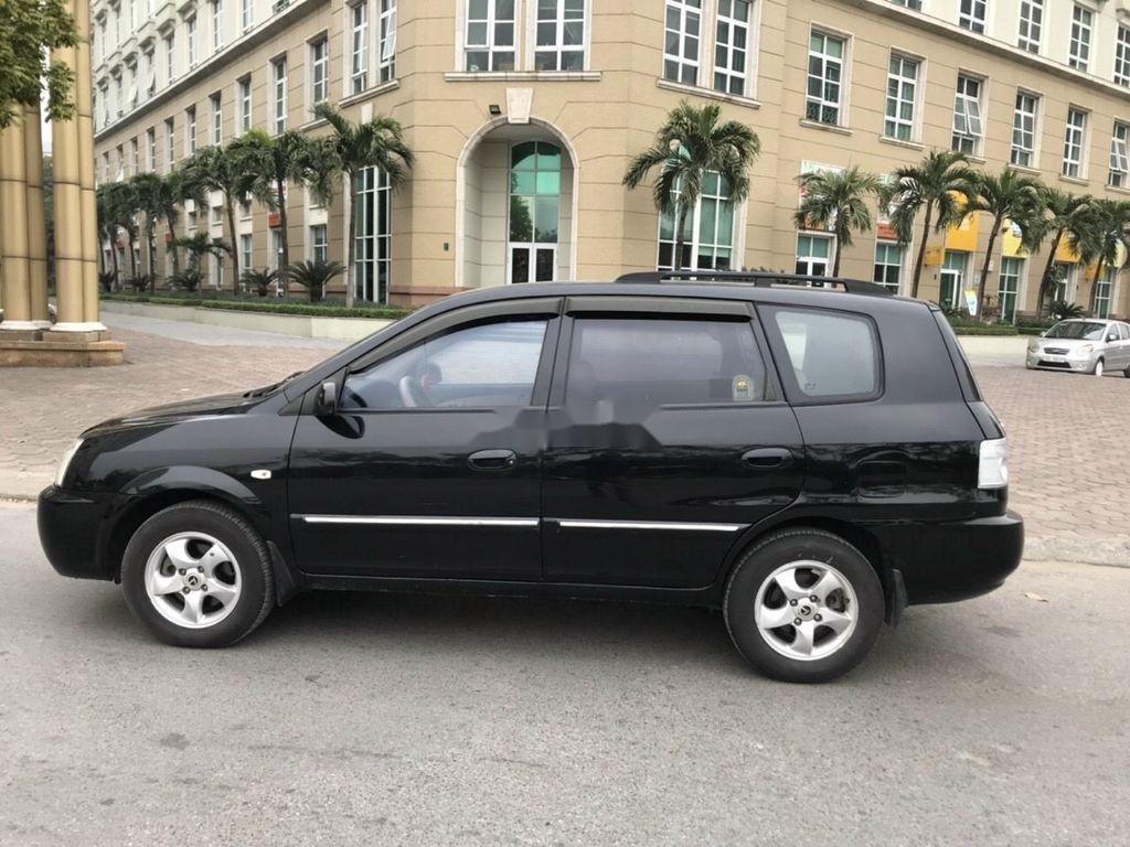 Cần bán xe Kia Carens đời 2008, màu đen, nhập khẩu  (1)
