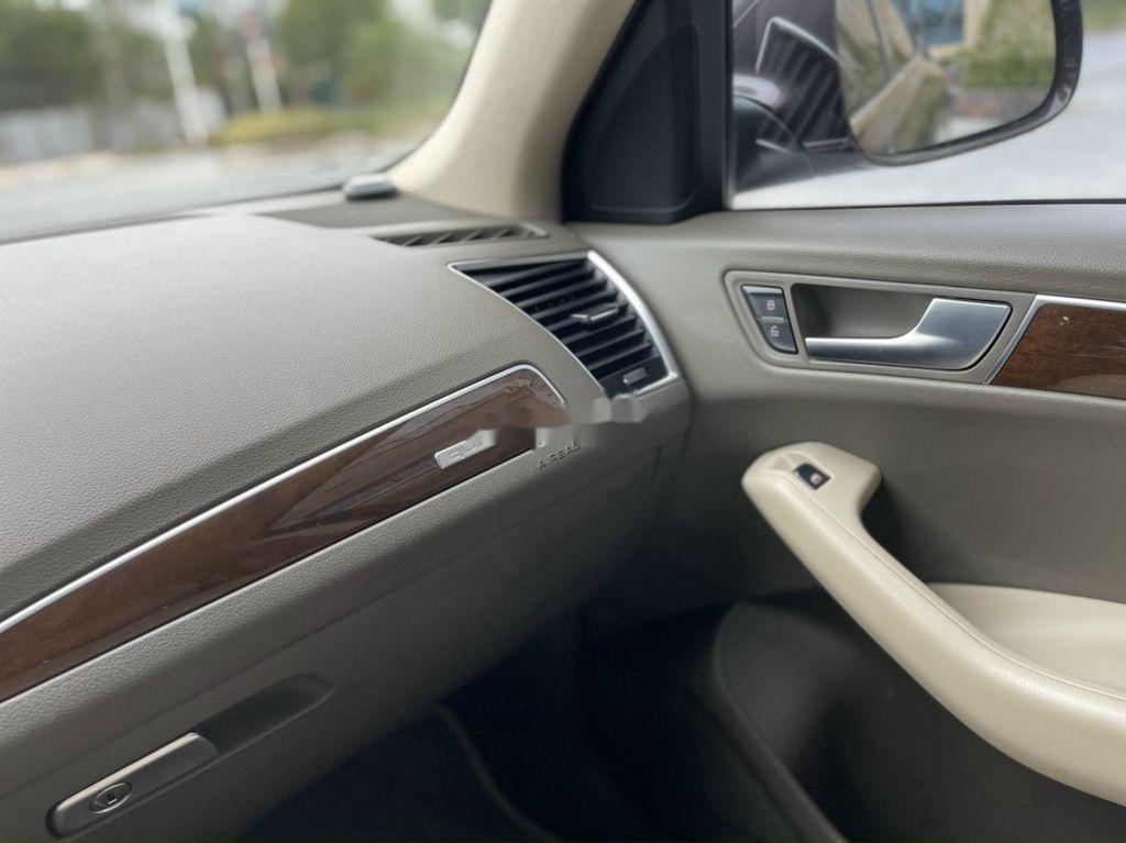 Bán xe Audi Q5 sản xuất 2010 còn mới, 630 triệu (9)
