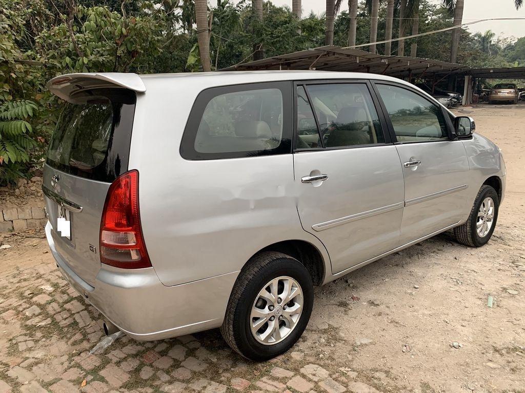 Bán ô tô Toyota Innova năm sản xuất 2008, màu bạc  (3)