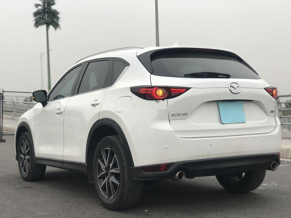 Xe Mazda CX 5 đời 2019, màu trắng (4)