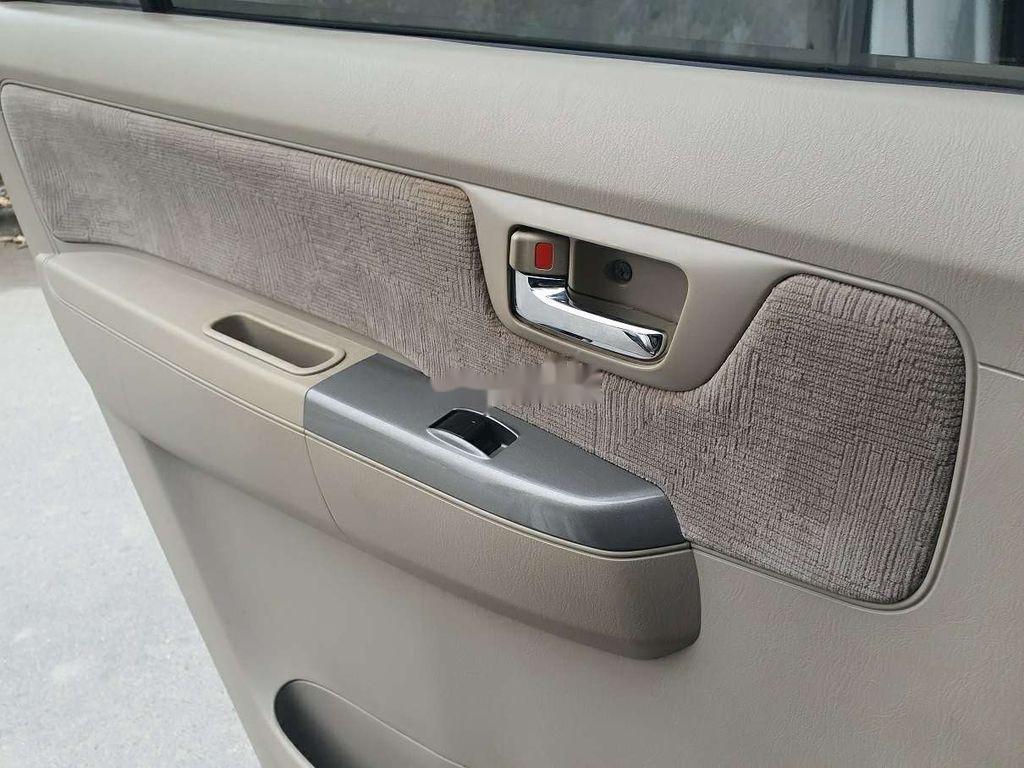 Cần bán lại xe Toyota Fortuner sản xuất 2007, nhập khẩu còn mới (6)