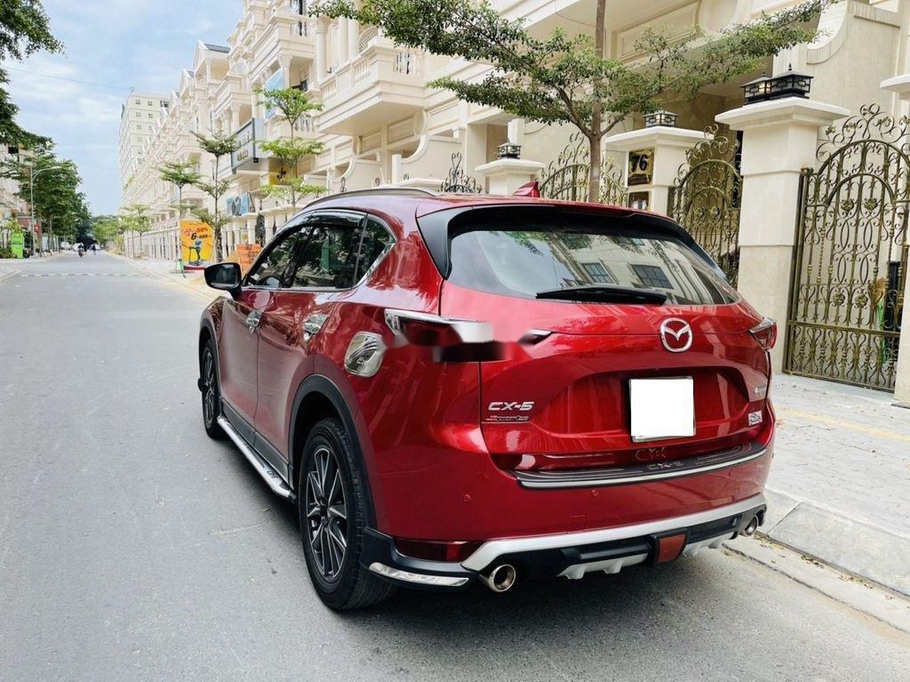 Bán ô tô Mazda CX 5 đời 2018, màu đỏ chính chủ (5)