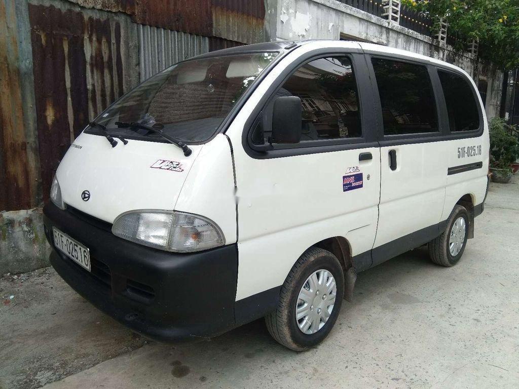 Cần bán lại xe Daihatsu Citivan sản xuất năm 2004, màu trắng (2)