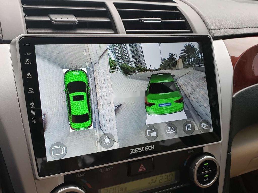 Cần bán lại xe Toyota Camry sản xuất 2014 chính chủ, 700 triệu (10)