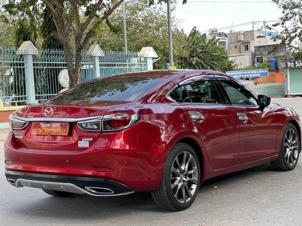 Bán ô tô Mazda 6 đời 2019, màu đỏ (4)